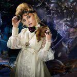 Halloween spirit- Steampunk Gothic